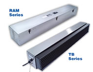 Ultraviolet Food & Beverage TB-RAM Series